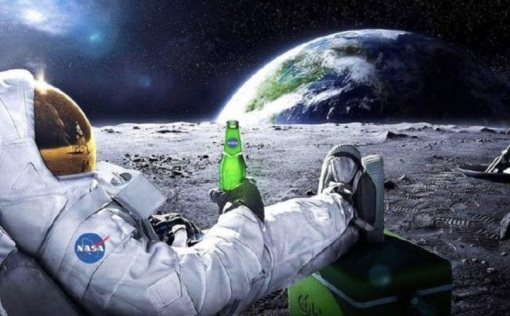 神秘的NASA?不!其实他十分接地气!